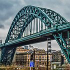 The Tyne Bridge by Giorgio Elesaro