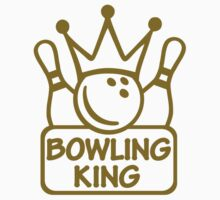 Bowling king crown by Designzz