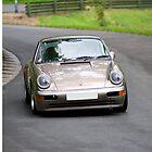 Porsche 911 by Martyn Franklin