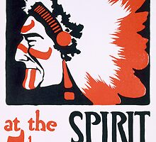 Poster for Spirit Land by Bridgeman Art Library