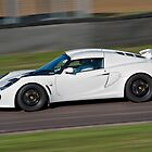 White Lotus Exige by Martyn Franklin