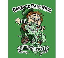 """Garbage Pale Kidz """"Puking Patty"""" Photographic Print"""