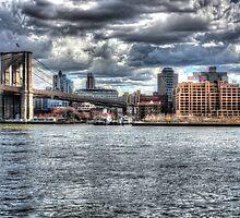 Brooklyn Bridge by Sam Morgan