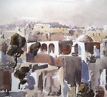 Oriental Town by Ammar Khammash