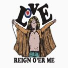 Reign O'er Me - The Who by rettop70
