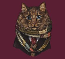 4th Doctor Mew T-Shirt