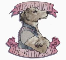 Pups Against the Patriarchy  Kids Clothes