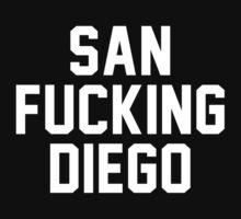 San Fucking Diego by RexLambo