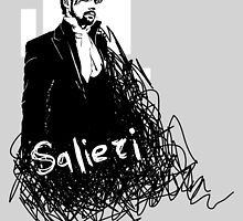 Antagonists: Salieri by Mad42Sam