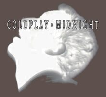 Coldplay Midnight t-shirt by JustImagination