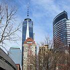 Downtown 2014 by joan warburton