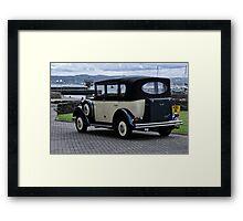 Rolls Royce - Regent Framed Print