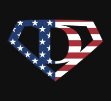 Super American D Logo by TheGraphicGuru