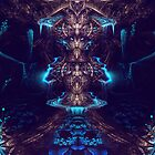 Untitled fractal manipulation by Manafold Art