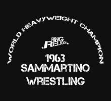 Sammartino World Heavyweight Champion 63' by RingReligion