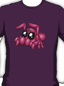 Cute Pink Spider T-Shirt