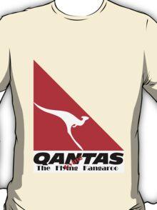 Qantas The Dying Kangaroo T-Shirt