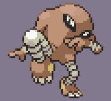 106 - Hitmonlee by ColonelNicky