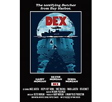 Dex Poster Photographic Print