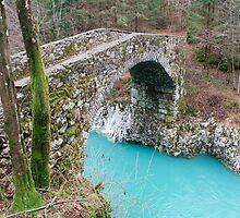 Napoleon Bridge in Slovenia by jojobob