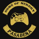 SONS OF NERDRY by karmadesigner