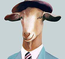 Goat by AnimalCrew