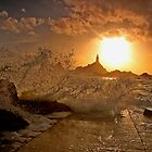 Corbiere Sunset  by Gary Power