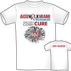 Aids Walk Miami Tee by omar305