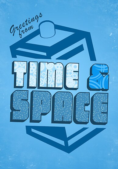 Greetings From Time & Space by thehookshot