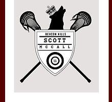 True Alpha Scott Mccall by Briana  Gibbs