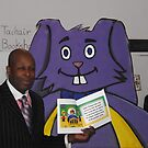 Plumster Bunny Book Signing and Presentation, Craig Howard, Author, Tachair Bookshoppe, Jersey City, New Jersey by lenspiro