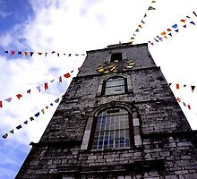 St. Anne's Church - Cork, Ireland by AbiReid