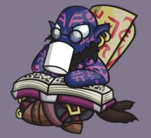 Arcane Study Time by redpawdesigns