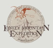 Lonely Mountain Expedition by darrster