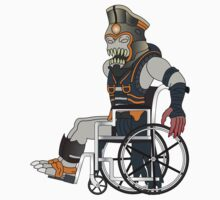 Lulz Of War: Disabled Kantus by davidjonesart