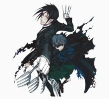 Black Butler by crazyfangirl97