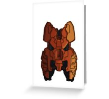 Rock Cruiser - FTL Greeting Card