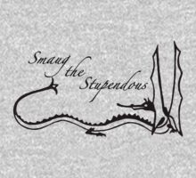 O, Smaug the Stupendous. by MisterDalek AndCo
