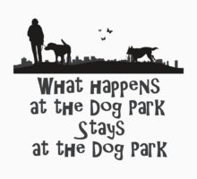 What happens in dogpark? by nektarinchen