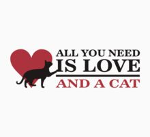All you need is love and a cat by nektarinchen