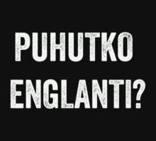 Do you speak English? (Finnish) (White) by EnglishAbroad