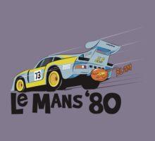 Porsche  935 K3 Le Mans 1980 by velocitygallery