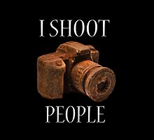 I Shoot People by MMPhotographyUK