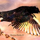 Flight IV by Bunny Clarke