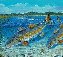 Redfish Creek by Carey Chen
