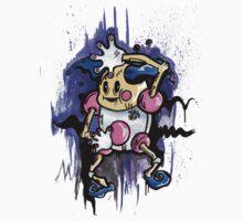 Mr Mime by StuffHobo