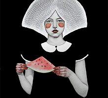 Zora in Black by SofiaBonati