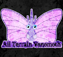 ATV - Venomoth by myfluffy