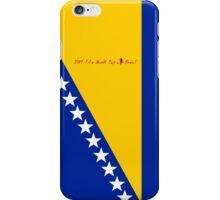 Bosnia-Herzegovina iPhone Case/Skin