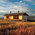 Past Dreams, California Desert by Glenn McCarthy